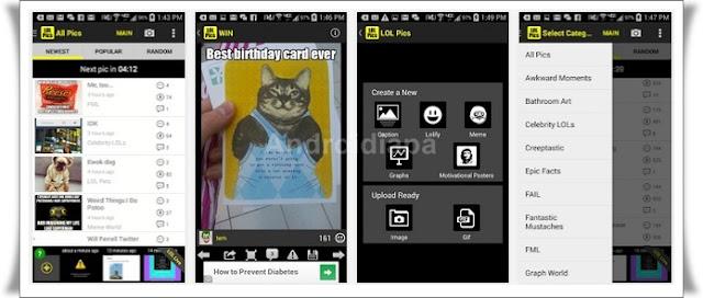 LOL-Pics-App