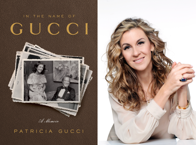 book, book blogger, patricia gucci, in the name of gucci, review, biography, memoir, fashion, brand, history, fbloggers, bbloggers, bbloggersca