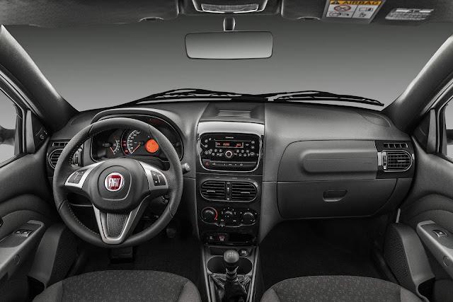 Fiat Strada Adventure 1.8 2019