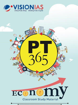 PT 365 Economy PDF 2018 - Vision IAS