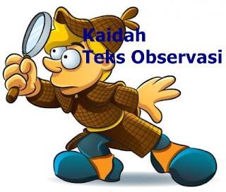 9 CONTOH TEKS LAPORAN HASIL OBSERVASI (LINGKUNGAN, ALAM, HEWAN, SEKOLAH, TAMAN NASIONAL)