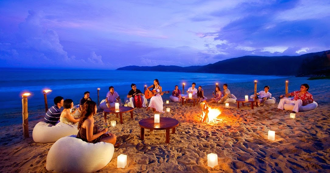 Explore The Beauty Of Caribbean: Beach Parties In Goa: Relaxation, Recreation And Merriment