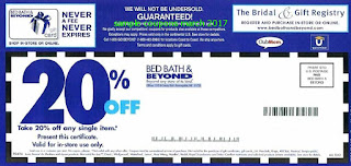 Bed Bath and Beyond coupons for march 2017