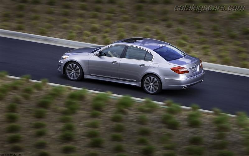 صور سيارة هيونداى جينيسيس 2015 - اجمل خلفيات صور عربية هيونداى جينيسيس 2015 - Hyundai Genesis Photos Hyundai-Genesis-2012-05.jpg