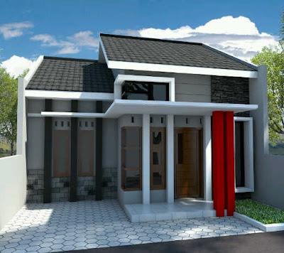 Desain Rumah Minimalis Sangat Sederhana