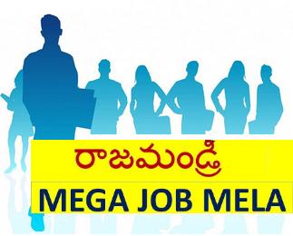Job Mela in Rajahmundry for degree/ Intermediate/ Diploma/ 10th Pass