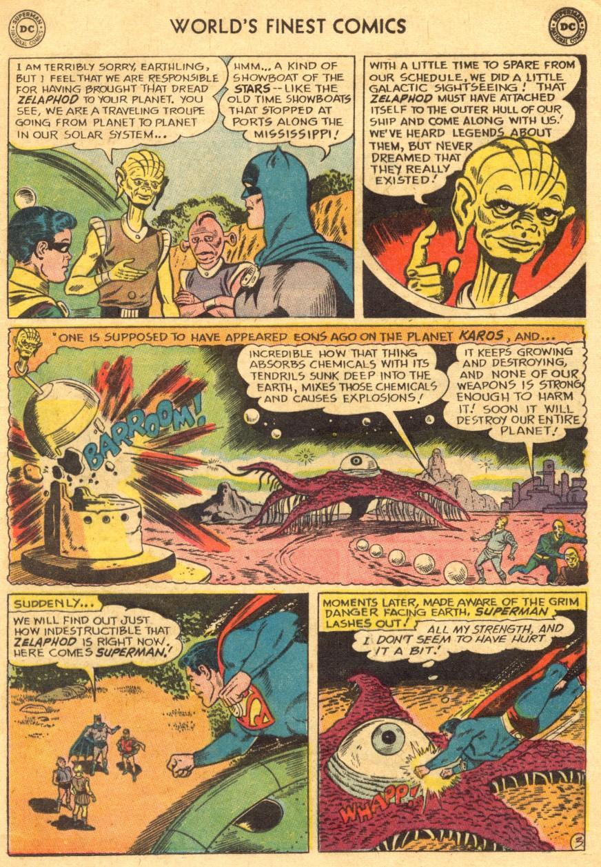 Read online World's Finest Comics comic -  Issue #130 - 5