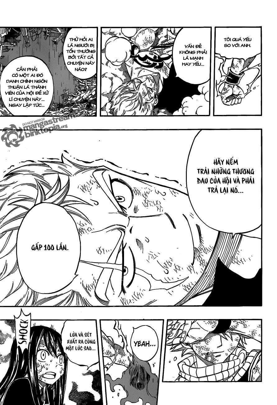 Fairy Tail chap 245 trang 19