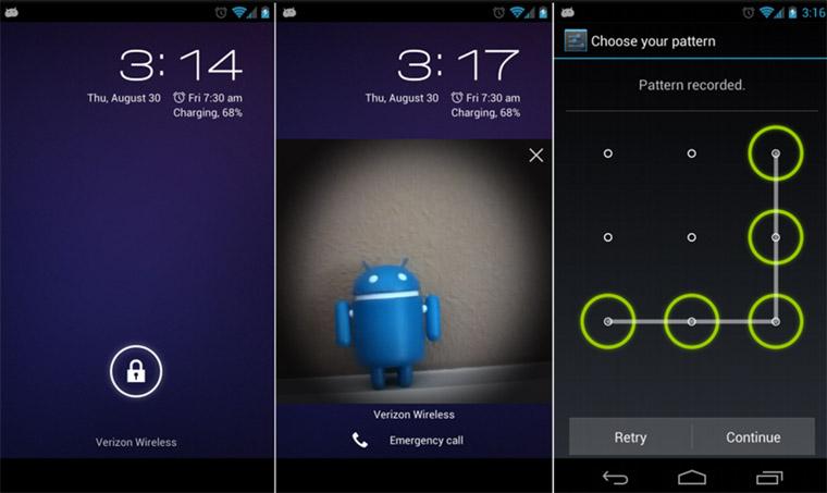 Tips Buka Lock Screen Android Terkunci Lupa Password