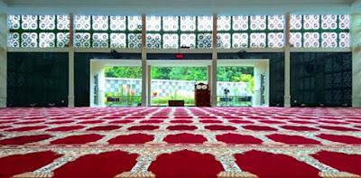 Masjid Dekat Bandara Ngurah Rai, Masjid Al Ikhlas Ngurah Rai Airport
