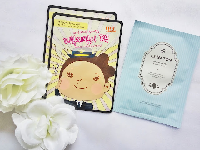 sheet mask murah korea