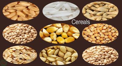 cereals, cereal crops