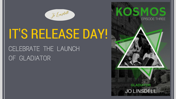 Release Day: Gladiator (KOSMOS Episode 3)