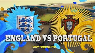 موعد وتوقيت مباراة انجلترا والبرتغال والقنوات الناقلة || الخميس 2-6-2016