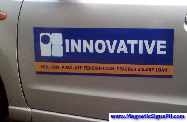Waterproof Car Magnet - Innovative