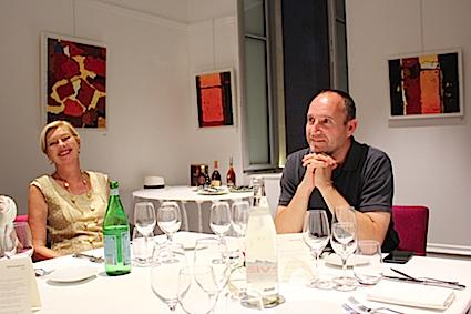 Nicole bertin infos cognac brochard entre la maison for Architecte cognac