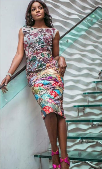 Seyi Shay is stunning as singer releases new photos