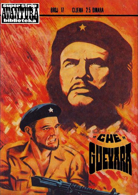 Che Guevara - Strip - Klasici