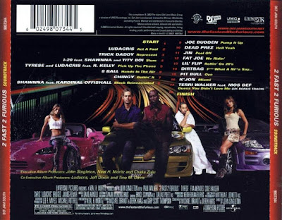 The Fast&The Furious[Soundtracks][1-7][2001-2015] - Identi