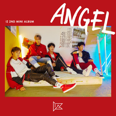 IZ (아이즈) - ANGEL [Mini Album]