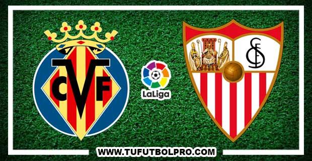 Ver Villarreal vs Sevilla EN VIVO Por Internet Hoy 26 de Noviembre 2017