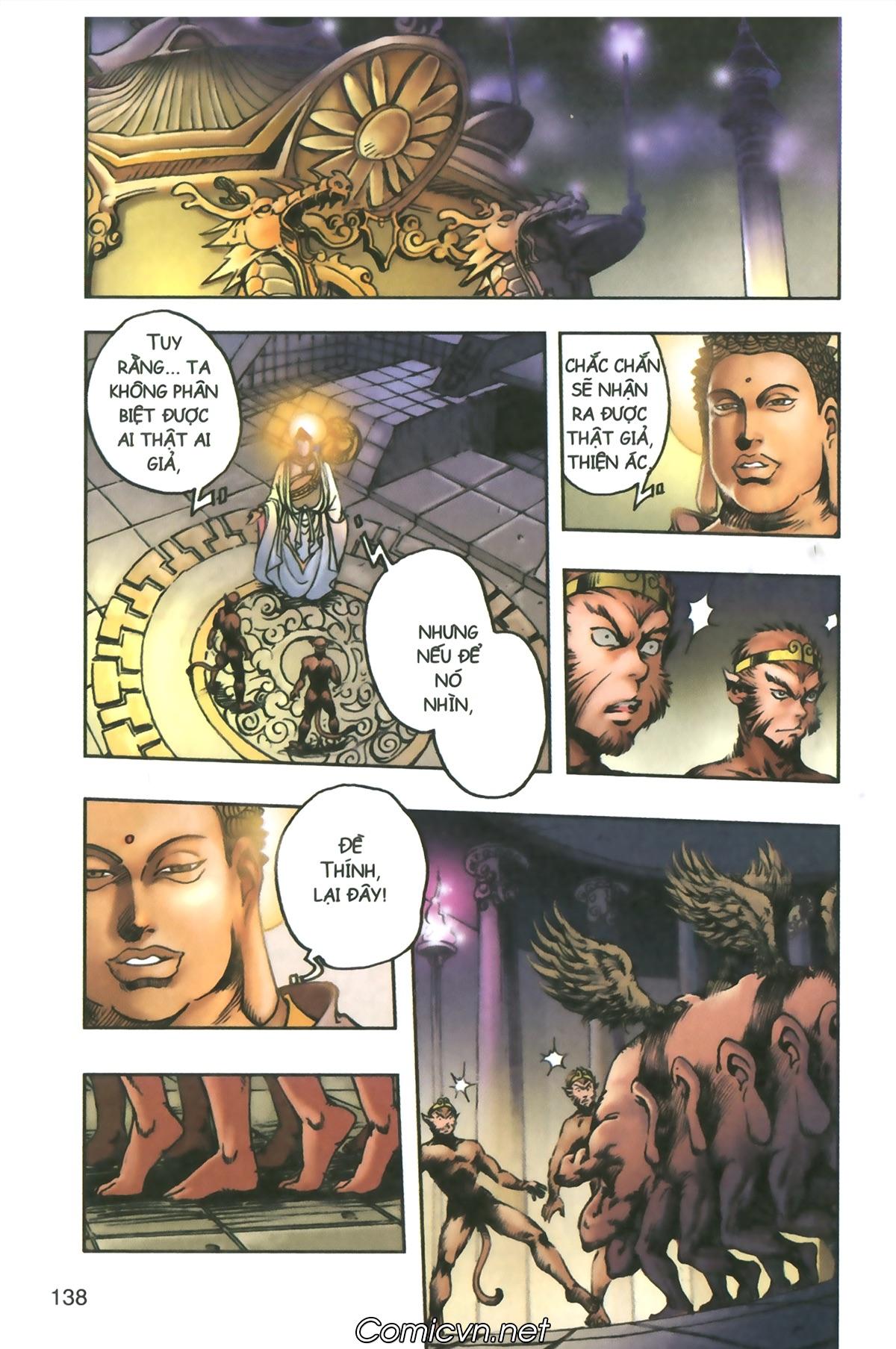 Tây Du Ký màu - Chapter 104 - Pic 21