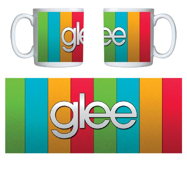 Caneca criativa Glee