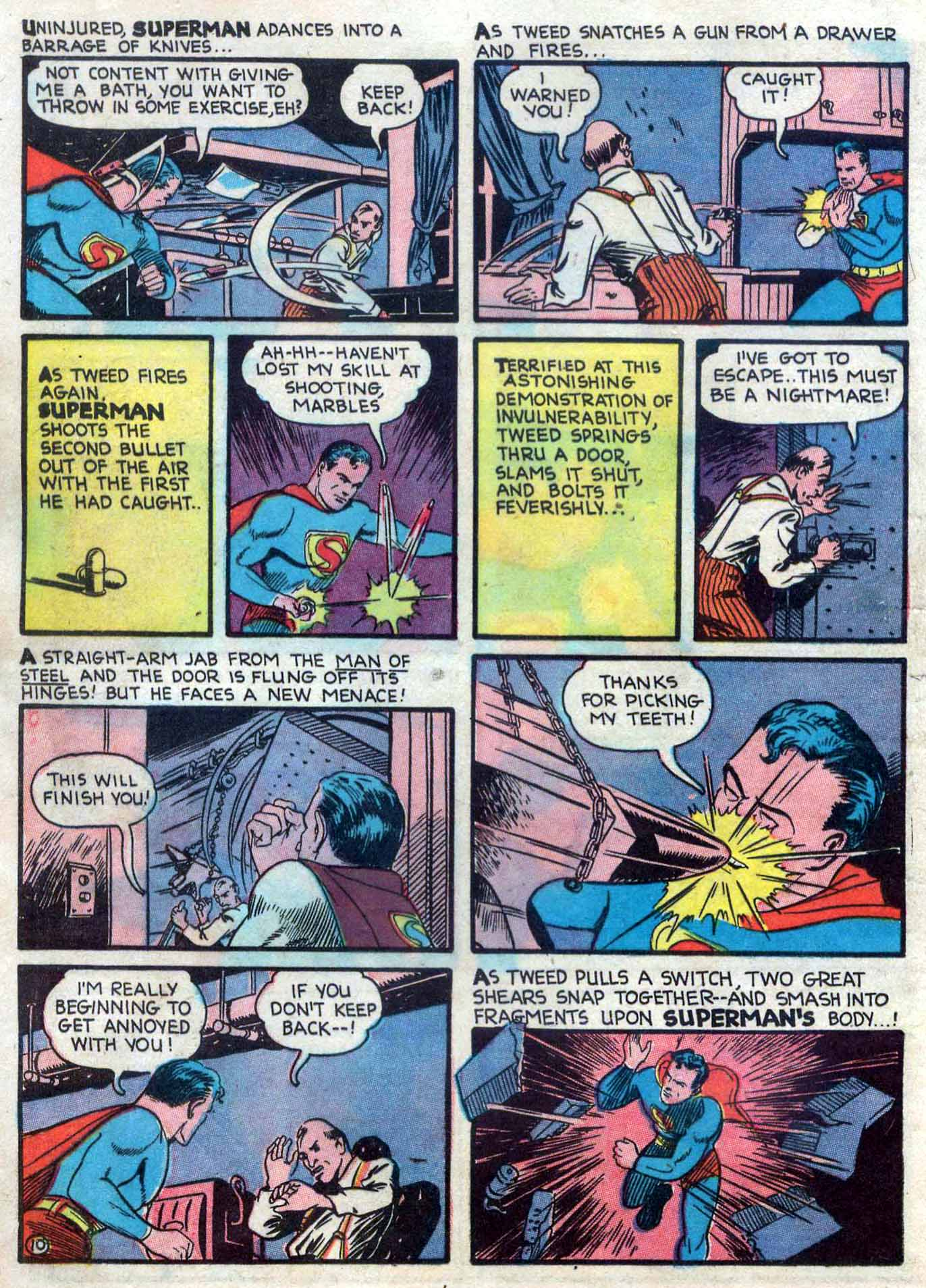 Read online Action Comics (1938) comic -  Issue #27 - 16