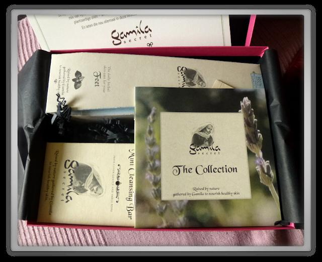 De Truly Yours Gamila Secret Limited Edition box inhoud