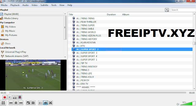 free iptv albania