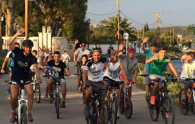 Ποδηλασία για καλό σκοπό από την Κωνσταντινούπολη στο Ηράκλειο Κρήτης θα περάσει και από το Ναύπλιο