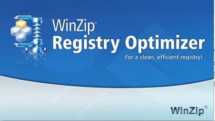 تحميل برنامج فحص ملفات الريجسترى WinZip Registry Optimizer