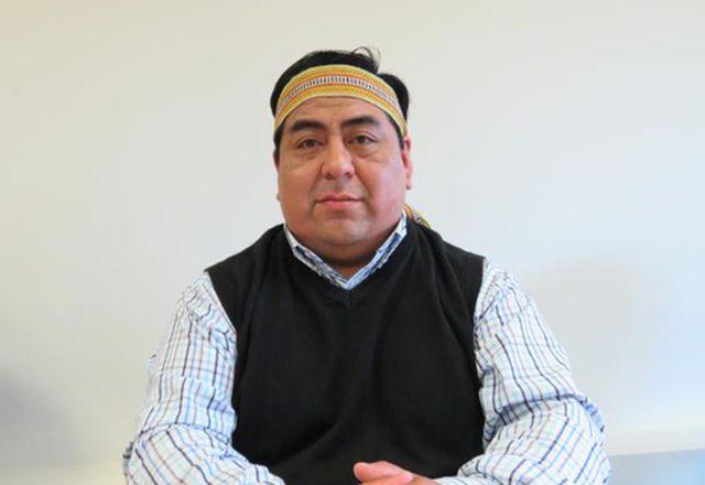 Concejal Elías Huanquilen Ancatripay