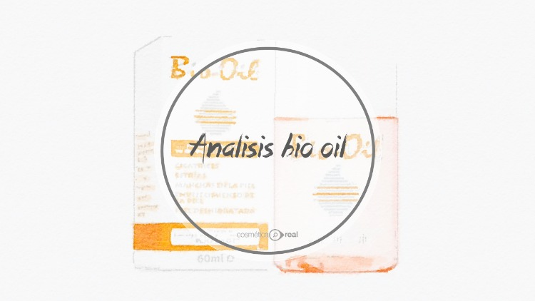 Aceite Bio-oil, Analisis de composicion y recomendaciones