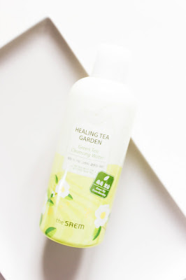 Best of 2017: The Saem Healing Tea Garden Cleansing Water