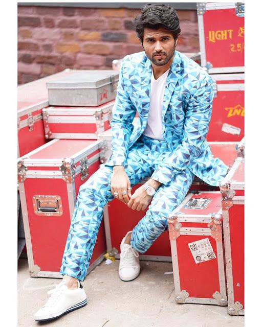 Vijay Devarakonda HD Images