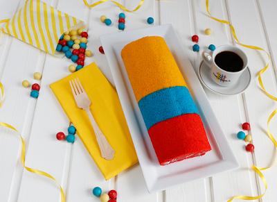 Gâteau roulé