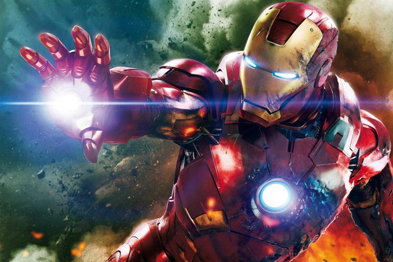 Iron Man superhero terkuat di Dunia