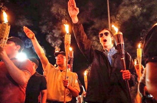 CHARLOTTESVILLE ACCUSED AWAIT THEIR FATE