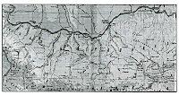 Равнина (фрагмент от географска карта)