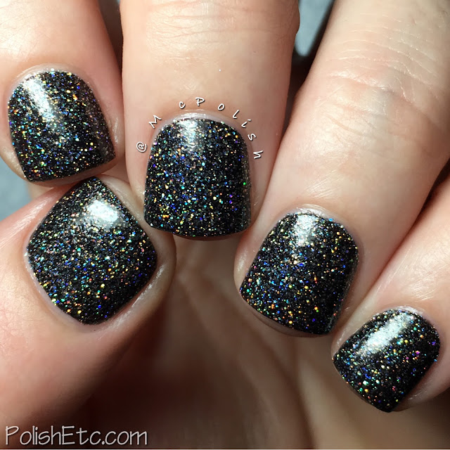 KBShimmer - Mega Flame Collection - McPolish - Night Bright