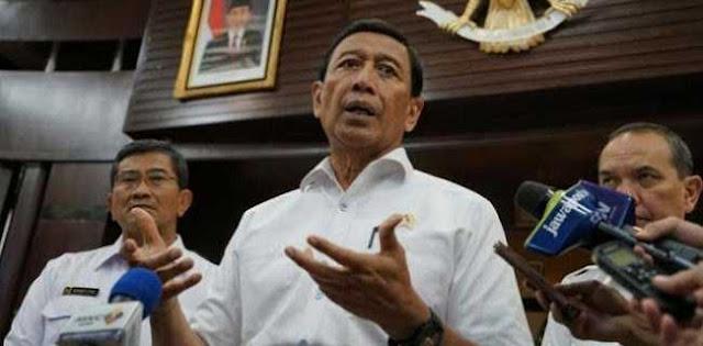 Pengamat Politik: Wiranto Lebay, Persis Dengan Gaya-gaya Orde Baru
