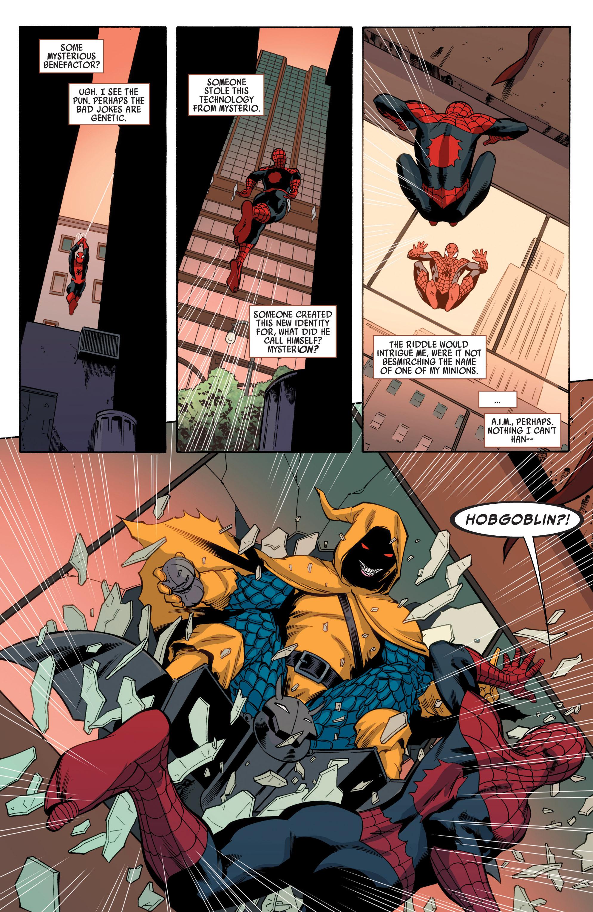 Avenging Spider-Man #23 #25 - English 16