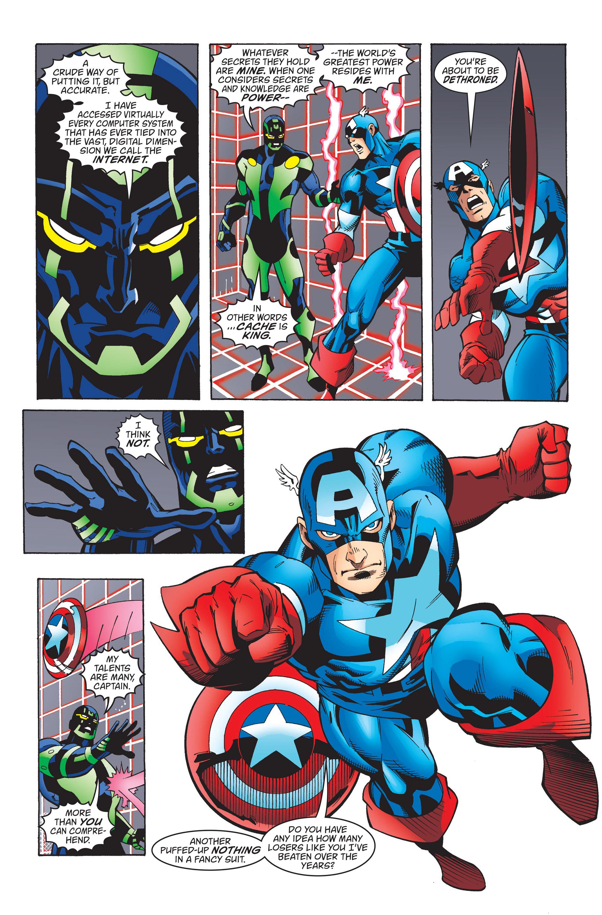 Captain America (1998) Issue #34 #40 - English 16