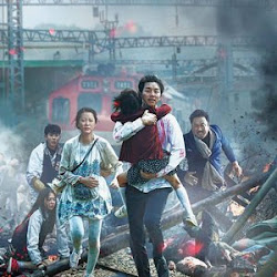 Poster Train to Busan 2016
