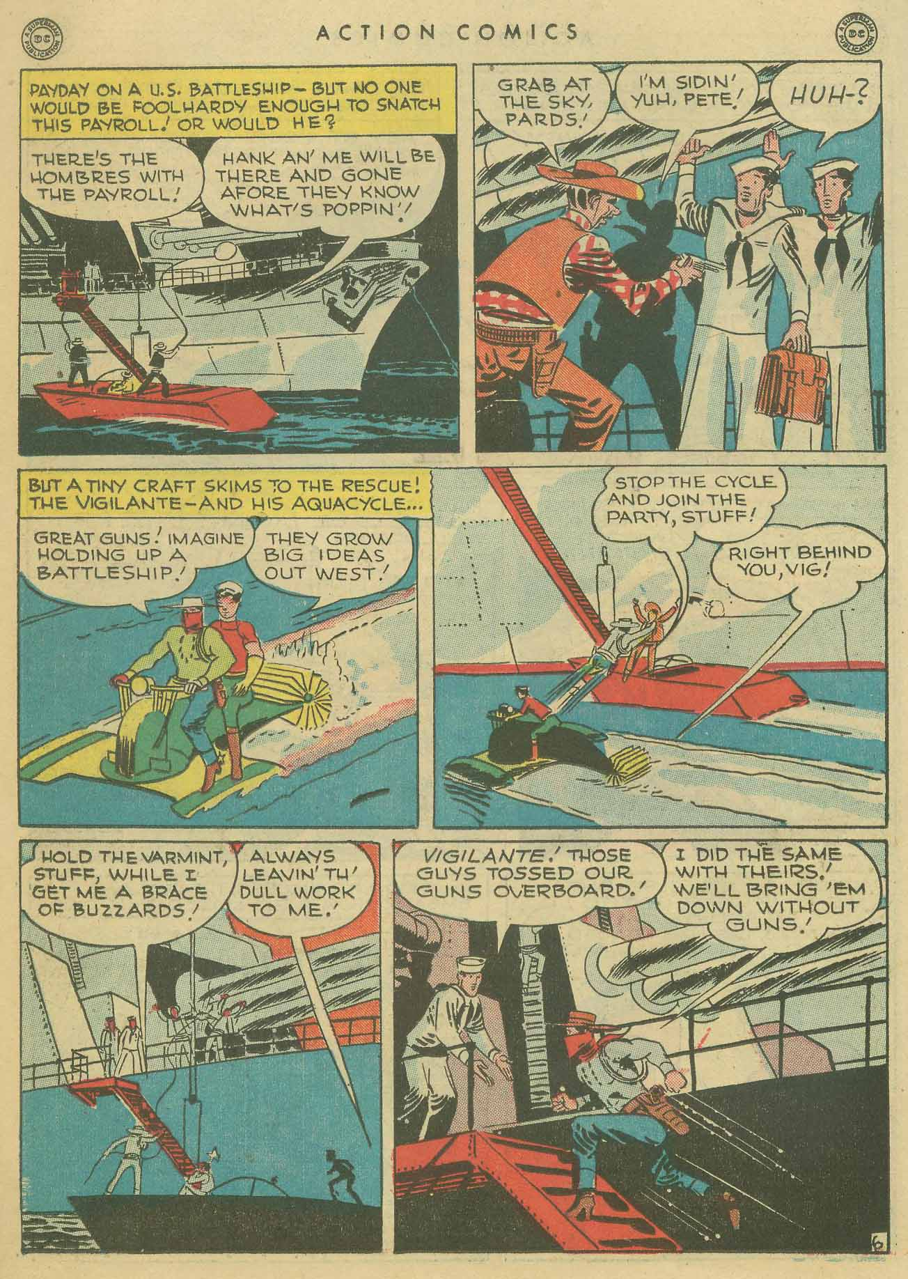 Read online Action Comics (1938) comic -  Issue #102 - 35