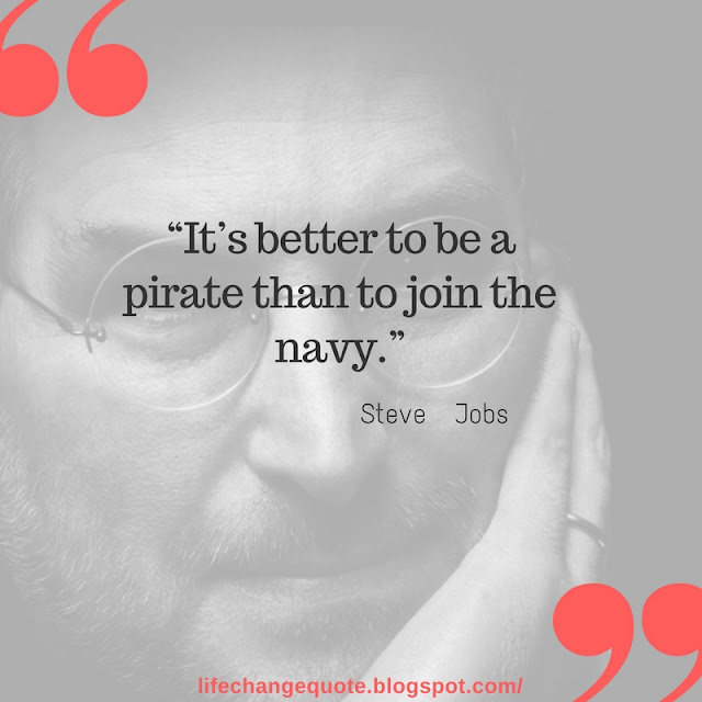 life changing quotes by Steve jobs