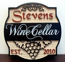 placa 3d para vinho