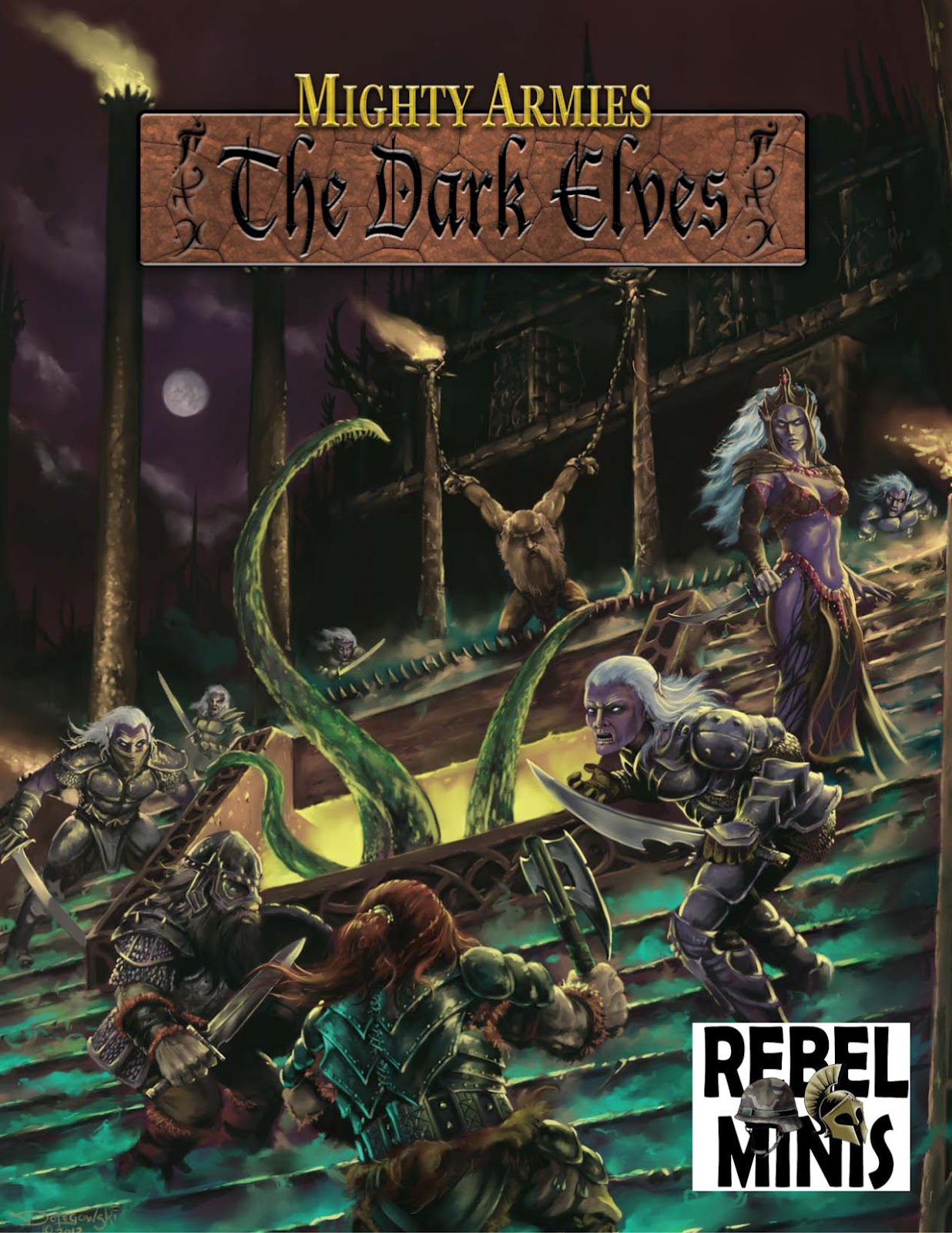 Dark Elves Pdf
