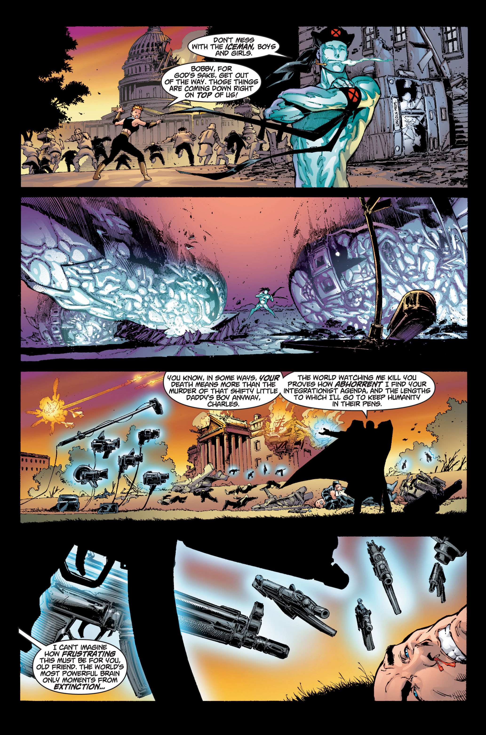 Read online Ultimate X-Men comic -  Issue #6 - 13